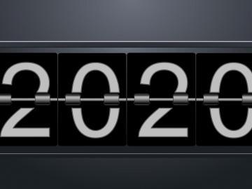 展望2020年对未来充满希望的励志说说