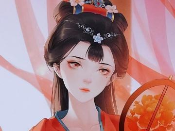 惊艳整个朋友圈的古风说说  血染江山的画,怎敌你眉间一点朱砂