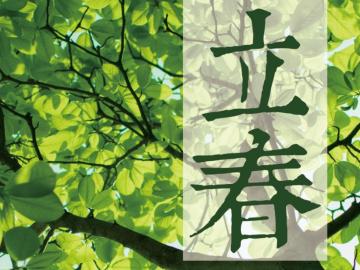关于立春时节的谚语说说