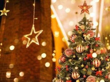 正逢圣诞,温馨祝福低头见
