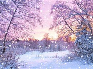 冬天开暖气的心情说说