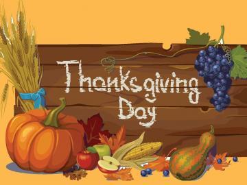 感恩节不忘感谢他人的祝福语