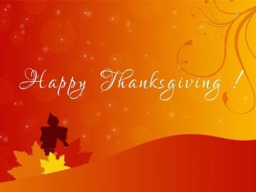 打动人心的感恩节节日说说