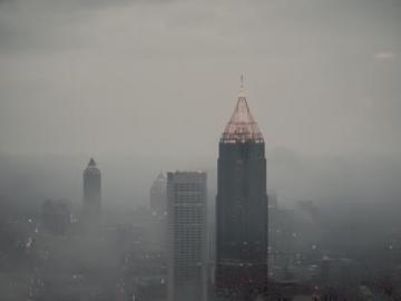 关于雾霾天气的搞笑说说