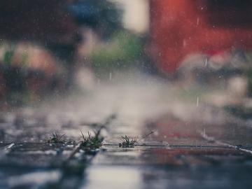 讨厌下雨天的句子说说