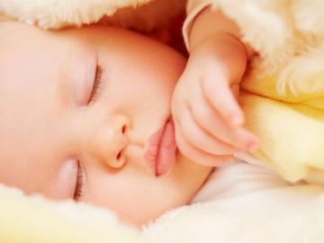 妈妈给百日宝宝的成长寄语