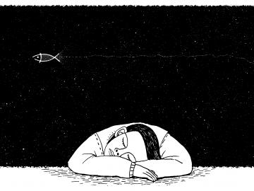 深夜睡不着适合发微博的句子