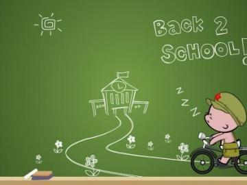 暑假结束,快开学不想去上学的说说