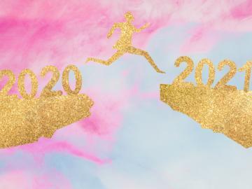 從2020邁向2021的心情說說  堅持力道,勇闖不變
