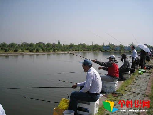 关于钓鱼的经典句子说说