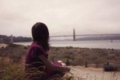 关于看海的心情句子唯美一句话简约 一個人看海的心情说说短句