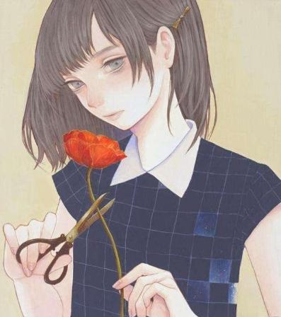 催泪的伤感说说 你说你喜欢我,但是我难过的时候你并不在我身边